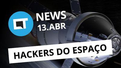 Uber espiona concorrentes; NASA preocupada com hackers; Novos smartphones Moto e + [CT News]