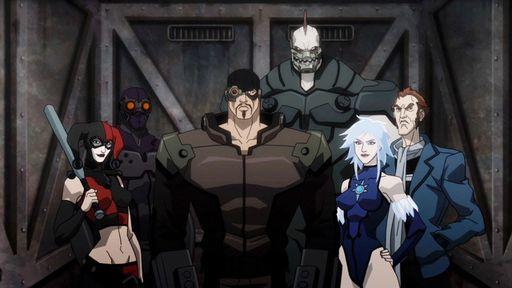 Esquadrão Suicida deveria ter sido baseado na animação Assault on Arkham