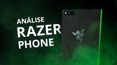 Razer Phone: testamos o primeiro smartphone gamer da marca [Análise / Review]