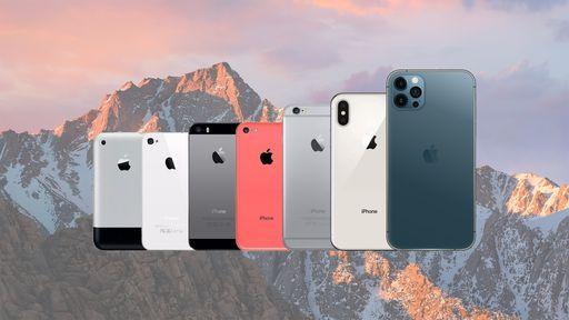 Do iPhone ao iPhone 12 Pro Max: A evolução que mudou os smartphones