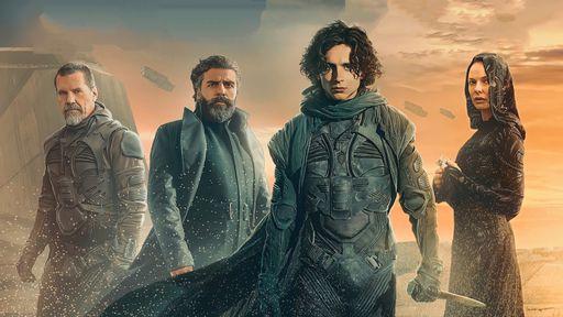 Duna | Warner divulga trailer épico e revela imagens impressionantes