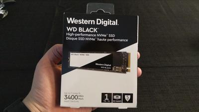 Western Digital anuncia novo SSD voltado a gamers