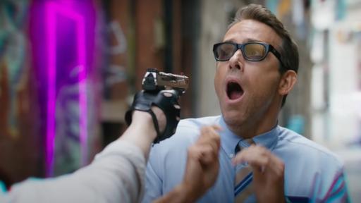 Free Guy: Assumindo o Controle, filme que se passa num videogame, ganha trailer