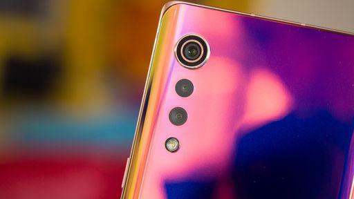 Tarde demais: LG Rollable e LG V70 surgem em imagens reais vazadas