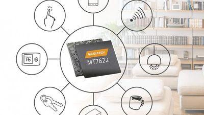 MediaTek anuncia o primeiro SoC com 4x4 802.11n e Bluetooth 5.0