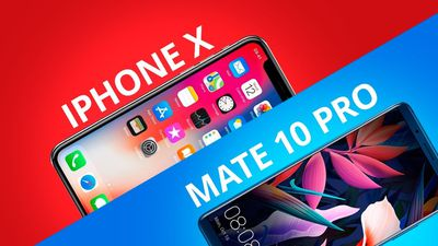 Comparativo | iPhone X vs Huawei Mate 10 Pro