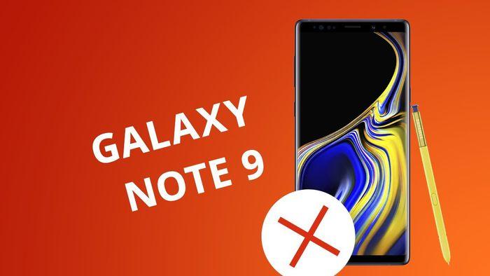 45ebc72a3418e 5 motivos para NÃO comprar o Galaxy Note 9 da Samsung - Vídeos - Canaltech