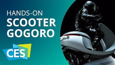 Gogoro: uma scooter elétrica inteligente [Hands-on | CES 2015]