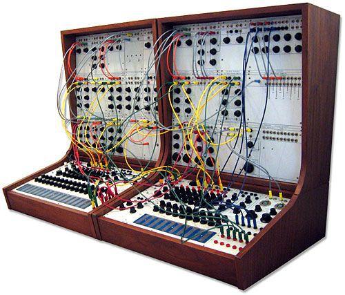 sintetizador Buchla