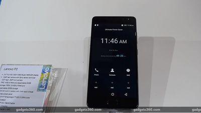 Sem alarde, Lenovo apresenta celulares P2 e A Plus na IFA 2016