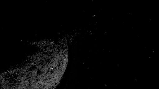 NASA tira foto mais detalhada da história do asteroide Bennu