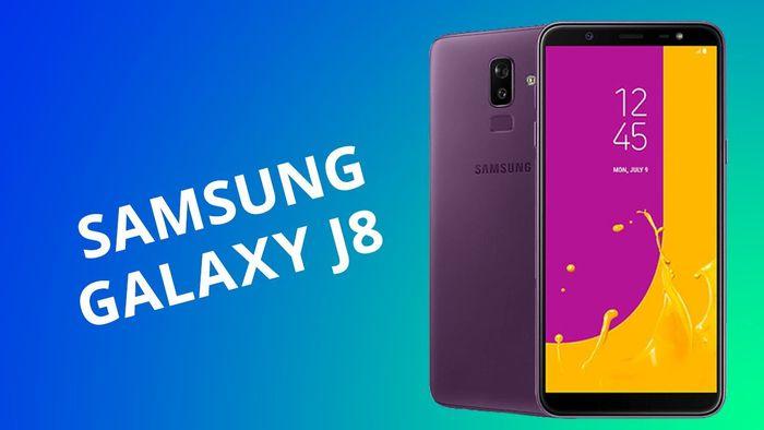 Análise   Samsung Galaxy J8 a38555e75b