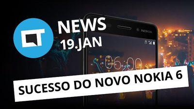 Nokia 6 esgotado, lançamento do LG G6, boatos sobre iPhone 8 e + [CTNews]