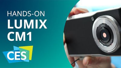 Panasonic Lumix CM1: o smartphone para amantes da fotografia [Hands-on | CES 2015]