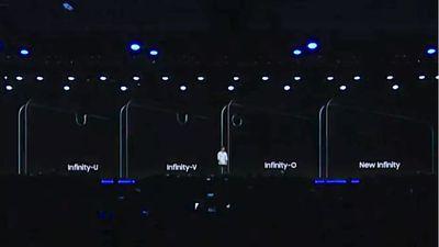 Smartphones Samsung ganharão o controverso notch a partir do ano que vem