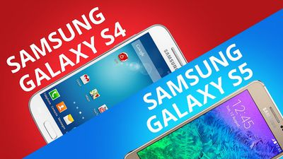 Samsung Galaxy S4 VS Samsung Galaxy S5 [Comparativo]