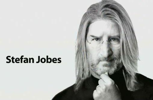Sátira batalha Apple x Samsung
