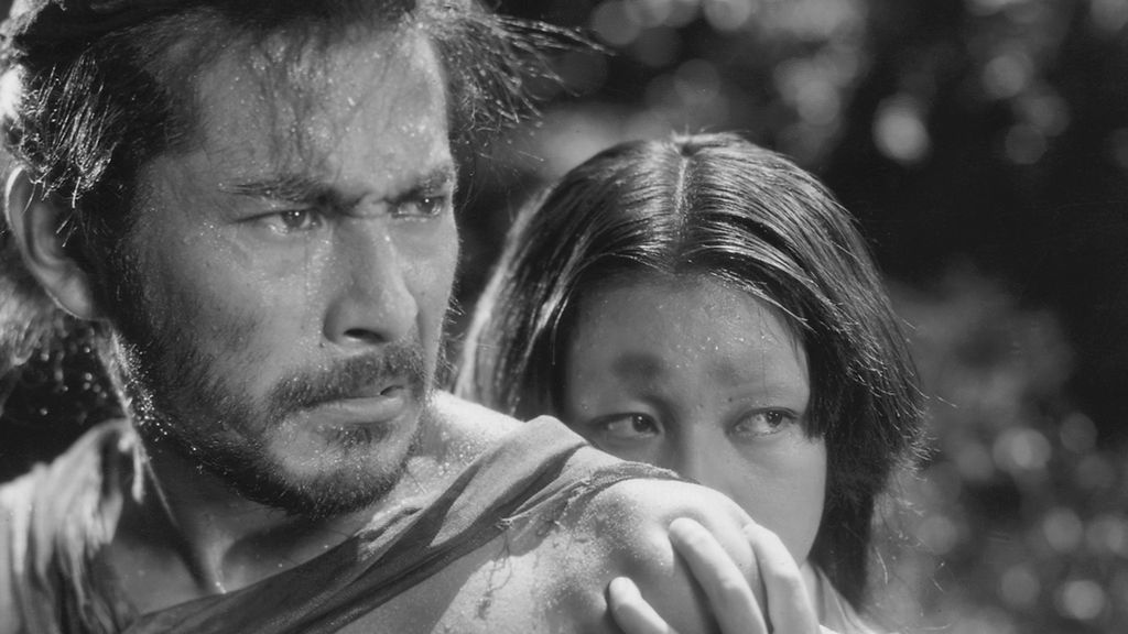 Há quem descredite Rashomon como um dos grandes clássicos do cinema japonês (Imagem: Divulgação/Daiei Motion Picture Company)