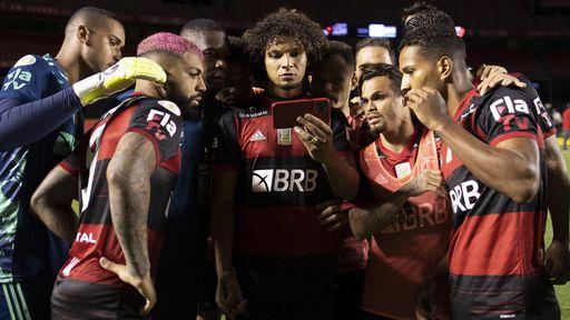 Unión La Calera x Flamengo: onde assistir online à Libertadores