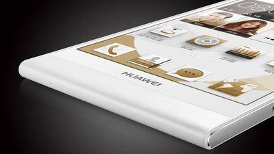 Huawei apresenta smartphone mais fino do mundo, o Ascend P6