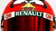 Pássaros do Angry Birds pousam no capacete de piloto de Fórmula 1