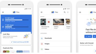 Google dá novo nome e atualiza funções do Files Go