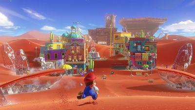 Super Mario Odyssey chega ao Nintendo Switch em outubro deste ano
