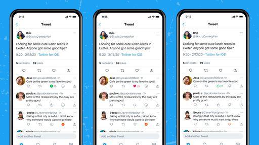 """Twitter começa a testar botão """"não gostei"""" para avaliar tuítes"""