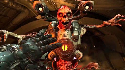 Trilha sonora completa de Doom chega aos principais serviços de streaming