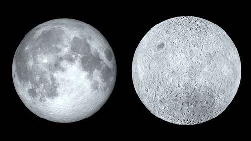 "Por que é errado chamar de ""lado escuro"" o lado afastado da Lua?"