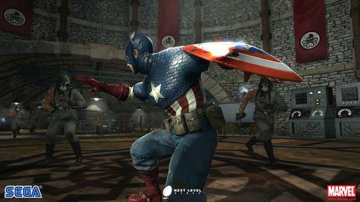 Análise do Jogo: Capitão América - Super Soldier