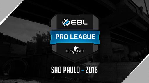 Ingressos para torneio de Counter-Strike no Brasil serão vendidos na sexta (12)