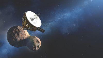 NASA divulga mais descobertas que a New Horizons fez em Ultima Thule