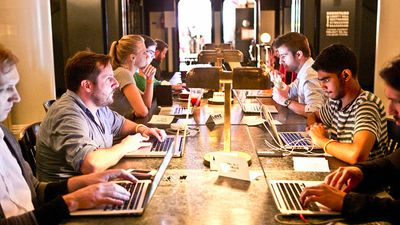 Campus Party | As melhores atividades para você que é fã de hackathon (14/02)