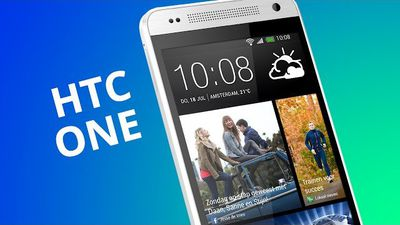 HTC One, o principal rival do Galaxy S4 (português) [Análise]