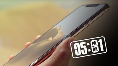 Apple mentiu sobre tamanho da tela do iPhone X?