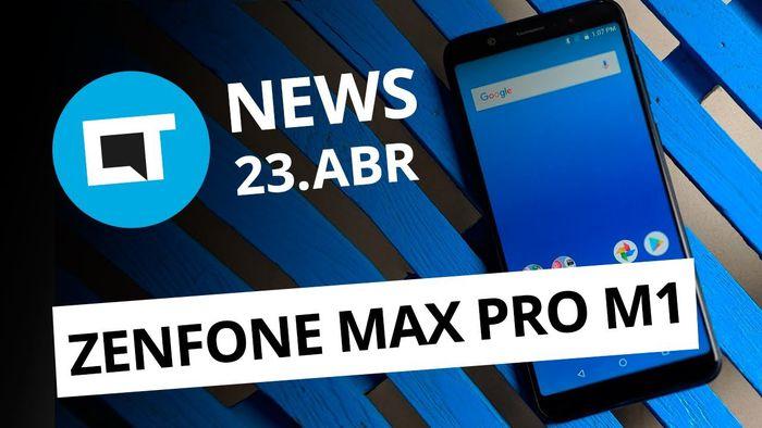 80b73ee9f3c25 Zenfone Max Pro M1  LG pode lançar 4 tops de linha  Flickr é vendido e+ CT  News