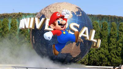 Parque Universal Studios no Japão terá um palco temático de Mario