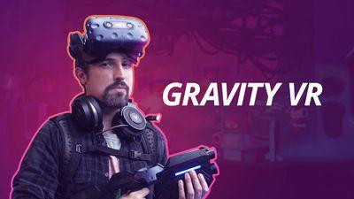 Gravity VR: a experiência mais realista em jogos que você terá no Brasil