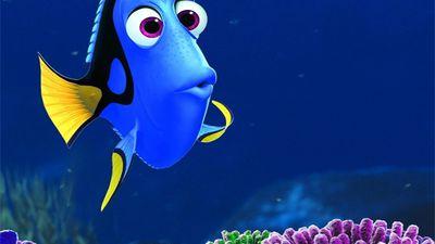 'Procurando Dory' é a animação mais memorável da Pixar
