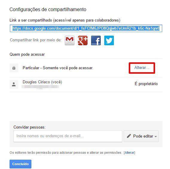 Como usar o Google Docs