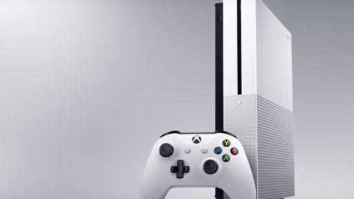 Microsoft lança o Xbox One S, versão slim do seu atual console