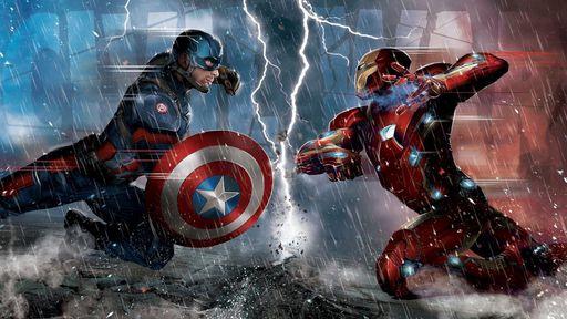 """Capitão América: Guerra Civil teria final com """"zumbis"""""""