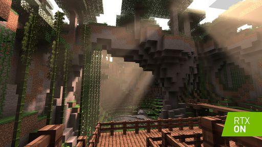 """Nvidia dá """"banho"""" de Ray tracing em Minecraft; Veja o resultado"""