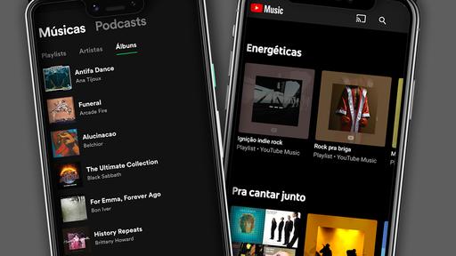 Spotify ou Youtube Music: qual streaming é melhor para você?