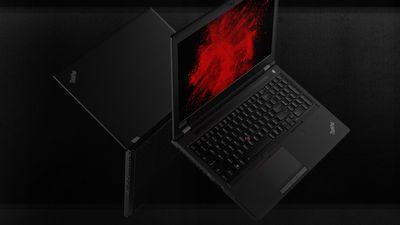 ThinkPad P52 é o novo laptop da Lenovo que suporta até 128 GB de RAM