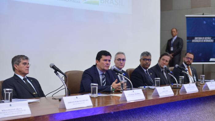 Sistema vai integrar base de dados de criminalidade de estados e municípios