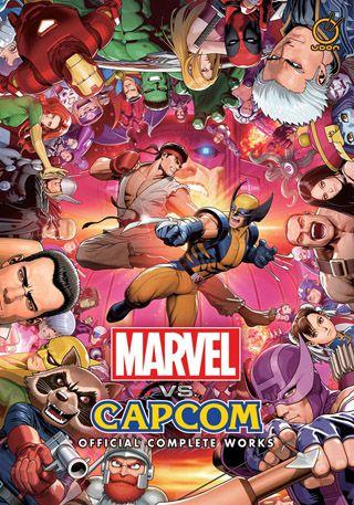 Marvel vs. Capcom Livro