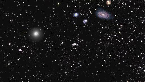 Nenhum sinal de tecnologia alienígena foi encontrado em 10 milhões de estrelas