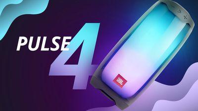 JBL Pulse 4, a melhor caixa de som Bluetooth para festas? [Unboxing]